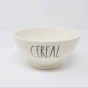 NEW! ♥️Charming Rae Dunn, 'CEREAL' Bowl!